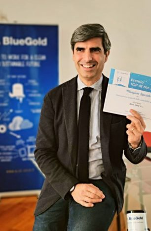 #FacceDaInnovazione, Premio Top of the PID 2019: l'impresa Blue Gold